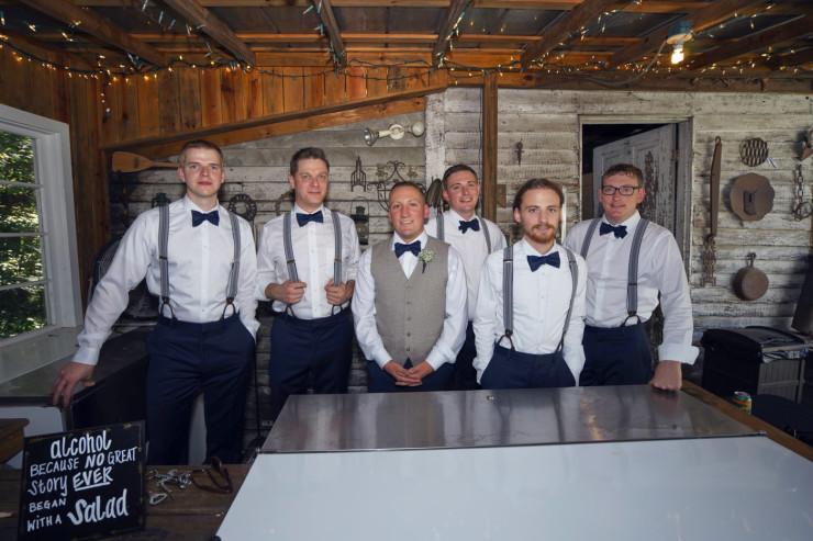 Daniel + Kayce's Wedding