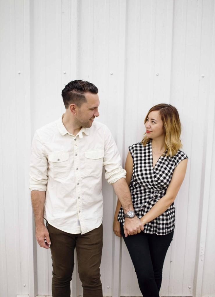 Sara + Blake