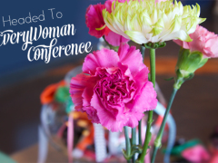 Headed to Everywoman Conference!