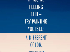 Paint a New Color