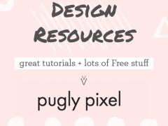 Resources: Pugly Pixel