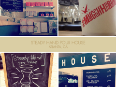 Coffee Love: Steady Hand Pour House