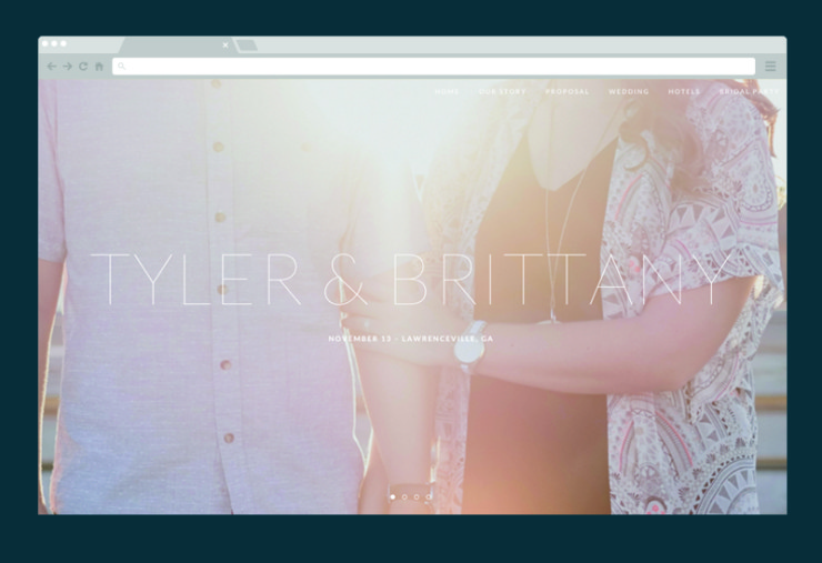 Tyler + Brittany